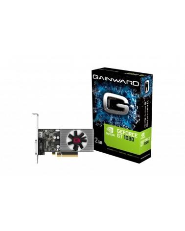 icecat_Gainward GT1030     2GB                   DVI HDMI      DDR4 retail, 4085
