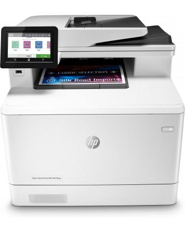 icecat_Hewlett Packard HP Color LaserJet Pro M479fnw (MFP) 4in1 Multifunktionsdrucker, W1A78AB19