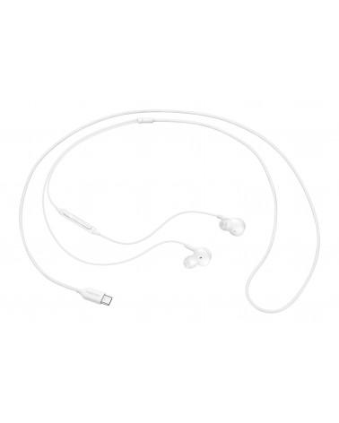 icecat_Samsung Earphones USB Type-C EO-IC100, Sound by AKG, White, EO-IC100BWEGEU