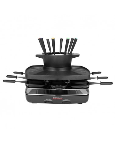 icecat_Gastroback 42567 Family&Friends Raclette   FondueSet, 42567