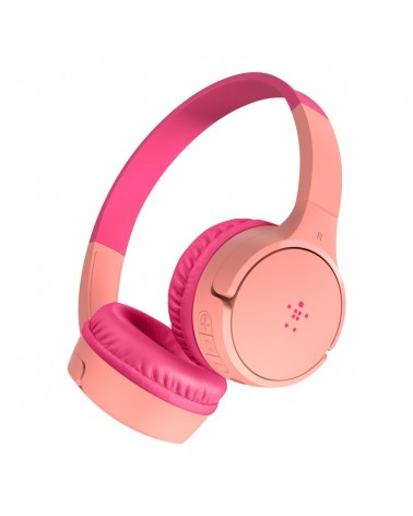 icecat_BELKIN Soundform Mini-On-Ear Kinder Kopfhörer pink AUD002btPK, AUD002BTPK
