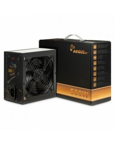 icecat_Inter Tech Inter-Tech Netzteil 500W Argus BPS-500 1X120mm Lüfter retail, 88882177