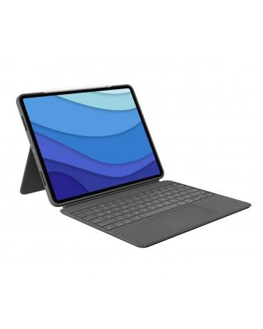 icecat_LOGITECH Combo Touch für iPad Pro 12,9 Zoll (5. Generation), Tastatur, 920-010208