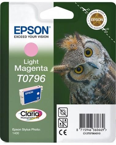 icecat_EPSON Tintenpatrone light magenta T 079             T 0796, C13T07964010