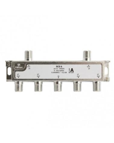 icecat_TRIAX Verteiler 6f. 5-2400 MHz SCS 6, 349826