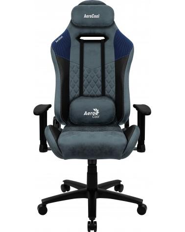 icecat_Aerocool DUKE, Gaming-Stuhl, DUKE Steel Blue