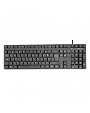 icecat_TARGUS Kabelgebundene USB-Tastatur, AKB30DE