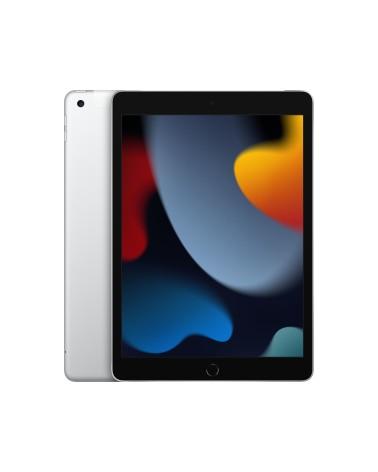 icecat_APPLE iPad 10.2 Wi-Fi + Cellular 256GB (Silver) 9.Gen, MK4H3FD A