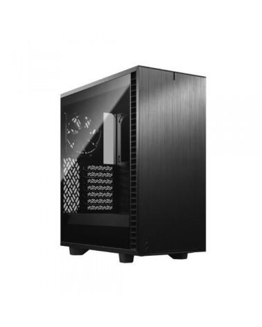 icecat_Fractal Design Define 7 Compact Black TG Dark Tint, Tower-Gehäuse, FD-C-DEF7C-02