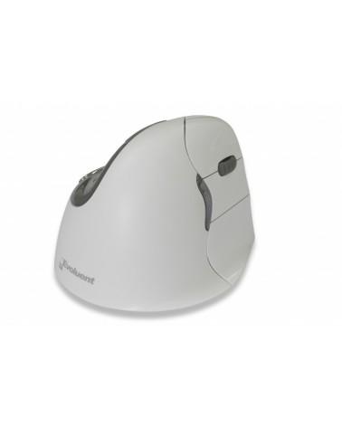 icecat_Bakker Elkuizen Maus Bakker Evoluent 4 VerticalMouse Rechts weiß Bluetooth retail, BNEEVR4WB