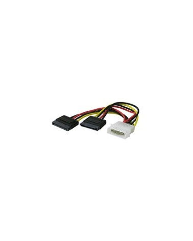 icecat_Goobay Stromadapter 5,25 auf 2x 15-Pin SATA, 68524