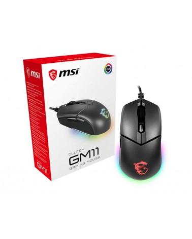 icecat_MSI Clutch GM11, Gaming-Maus, S12-0401650-CLA