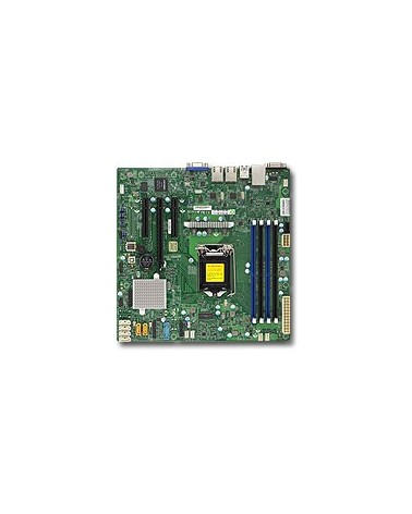 icecat_Server MB Super Micro 1xLGA 1151 mATX 2x1Gb LAN     X11SSL-F ohne OS, MBD-X11SSL-F-O