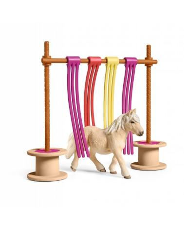icecat_Schleich Farm World        42484 Pony Flattervorhang, 42484