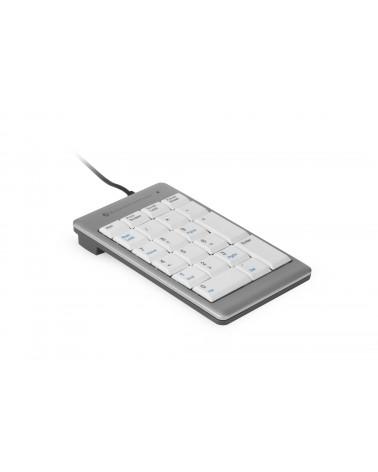 icecat_Bakker Elkuizen Bakker Elkhuizen Tastatur Ultraboard 955 Compact Numeric extern W7P, BNEU955NUM