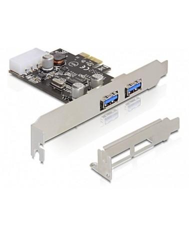 icecat_Delock PCI Express card  2x USB 3.0, 89243