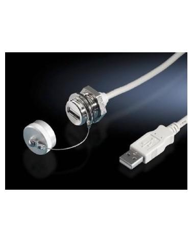 icecat_Rittal USB-Verlängerung 2m Bauform A SZ 2482.230, 2482230