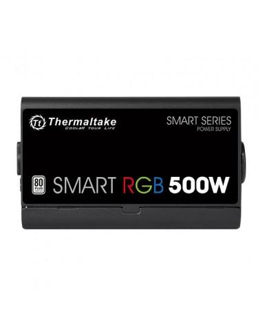 icecat_Thermaltake Smart RGB 500W, PC-Netzteil, PS-SPR-0500NHSAWE-1