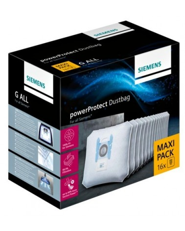 icecat_SIEMENS PowerProtect Staubbeutel  Maxi Pack (16 Beutel), VZ16GALL