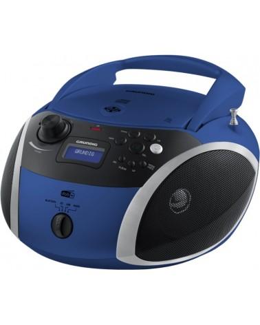 icecat_Grundig GRB 4000 BT DAB+ blau silber, GPR1140
