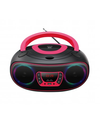 icecat_DENV CD-Radio , TCL-212BTpink, 111141300011