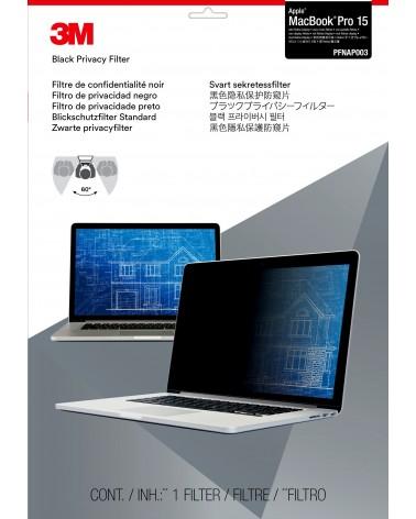 icecat_3 M Blickschutzfilter für Apple Macbook Pro 15  Retina Display, 7100077404