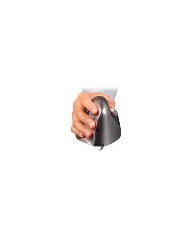 icecat_Bakker Elkuizen Maus Bakker Evoluent 4 VerticalMouse Rechts Wireless retail, BNEEVR4W