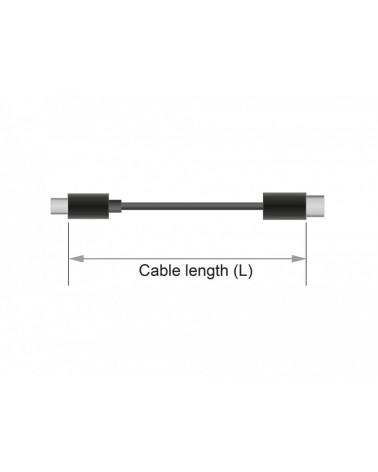 icecat_Delock DisplayPort Kabel 8K zertifiziert, 85660