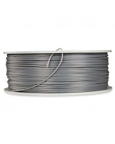 icecat_VERBATIM 3D Printer Filament PLA 1,75 mm 1 kg silver metal grey, 55319