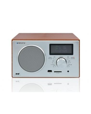 icecat_Blaupunkt RXD 35 Holzoptik Digitalradio DAB+ mit USB und SD-Kartenleser, 11019