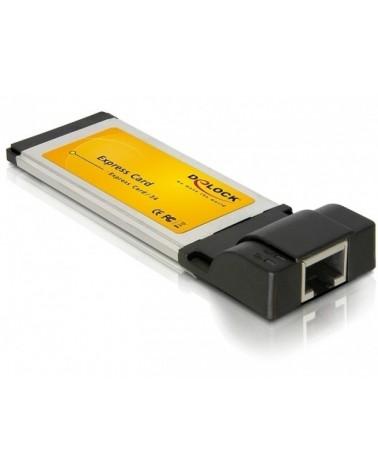 icecat_Delock Express Card  1 x Gigabit LAN, LAN-Adapter, 66216