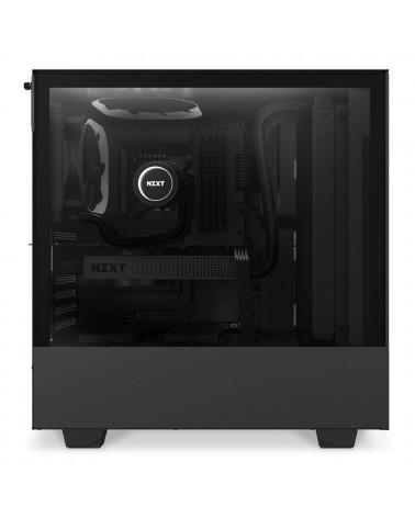 icecat_NZXT H510 Elite Window Black, Tower-Gehäuse, CA-H510E-B1