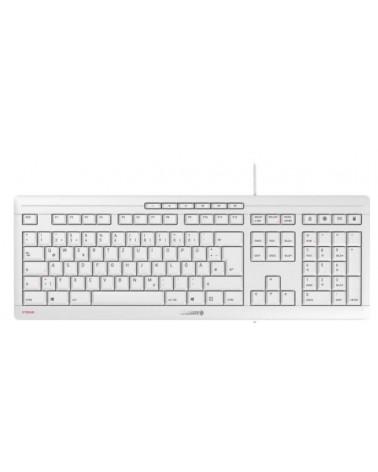 icecat_Cherry STREAM KEYBOARD, Tastatur, JK-8500DE-0