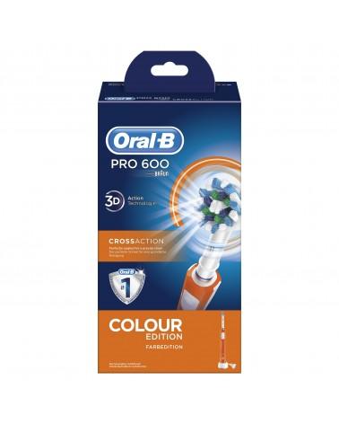 icecat_BRAUN Oral-B Pro 600 Cross Action Orange, 105527