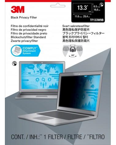 icecat_3 M TF133W9B Blickschutzfilter für Desktops 13,3  Wide, 7100168101