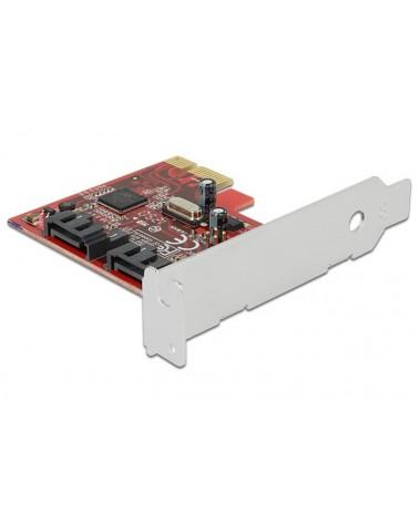 icecat_Delock PCI Express Card  2 x intern SATA 6Gb s, Controller, 89270