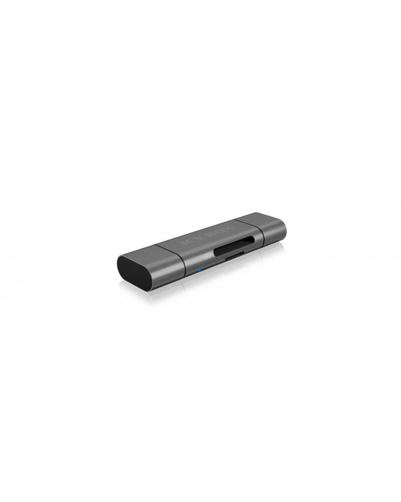 icecat_RaidSonic ICY BOX IB-CR201-C3 ext. Kartenleser Multi-USB, 60787
