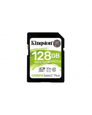 icecat_KINGSTON Canvas Select Plus 128 GB SDXC, Speicherkarte, SDS2 128GB