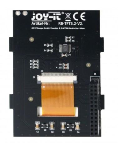 icecat_Raspberry Pi Foundation TFT Display 3.2 mit LED V2 für Raspberry, RB-TFT3.2-V2