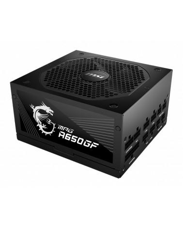 icecat_MSI MPG A650GF 650W, PC-Netzteil, 306-7ZP0A11-CE0
