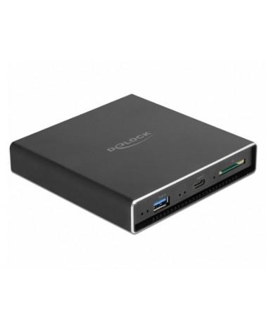icecat_Delock Externes Gehäuse für 2.5″ SATA HDD   SSD, Laufwerksgehäuse, 42618
