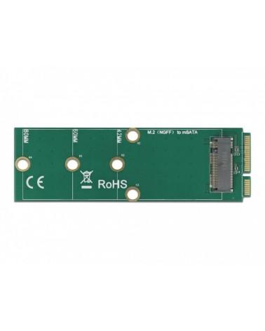 icecat_Delock mSATA zu M.2 Key B Slot, Adapter, 64109