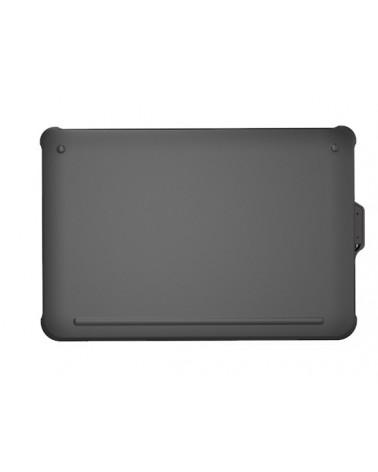icecat_Samsung ITFIT Book Cover Keyboard für das Galaxy Tab S6 Lite, Tastatur, GP-FBP615SAABW