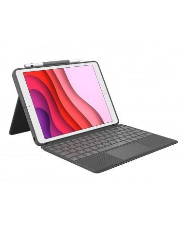 icecat_LOGITECH Combo Touch graphite für iPad 7. Gen., 920-009624