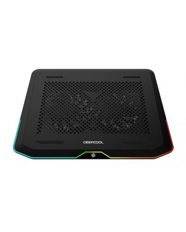 icecat_Deepcool N80 RGB, Notebook-Kühler, DP-N222-N80RGB