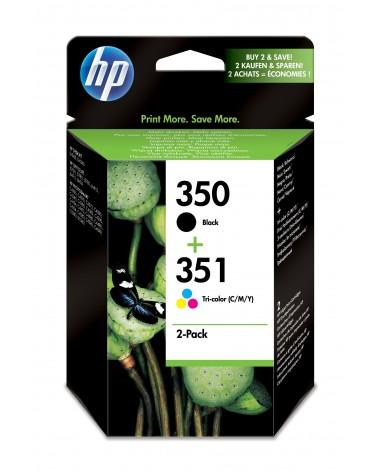 icecat_Hewlett Packard HP SD 412 EE Tintenpatronen No. 350 und 351, SD412EE