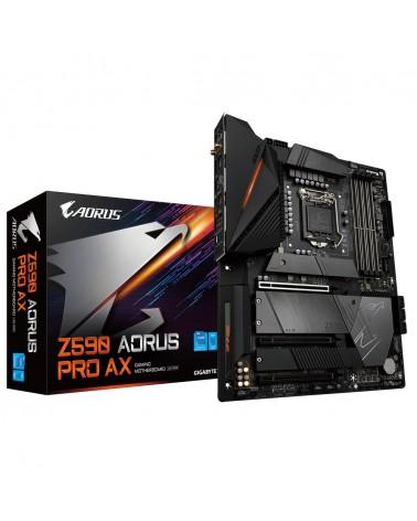 icecat_GigaByte Z590 AORUS PRO AX, Mainboard, Z590 AORUS PRO AX